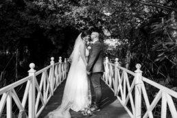 Nikon photographer at Gordleton Mill Wedding