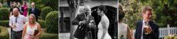 Documentary photographer at Gordleton Mill Wedding