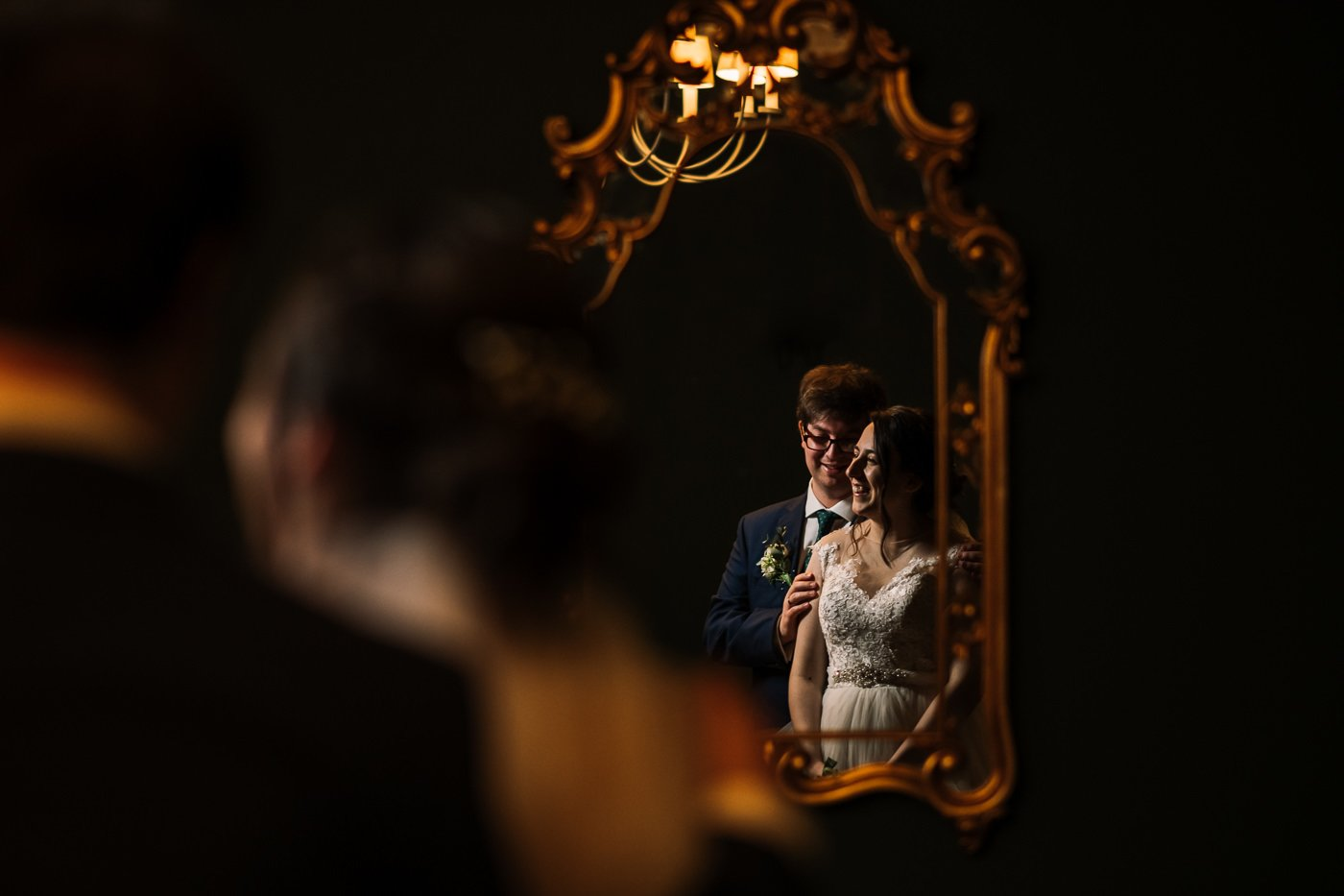 New Forest Burley Manor Wedding Photography