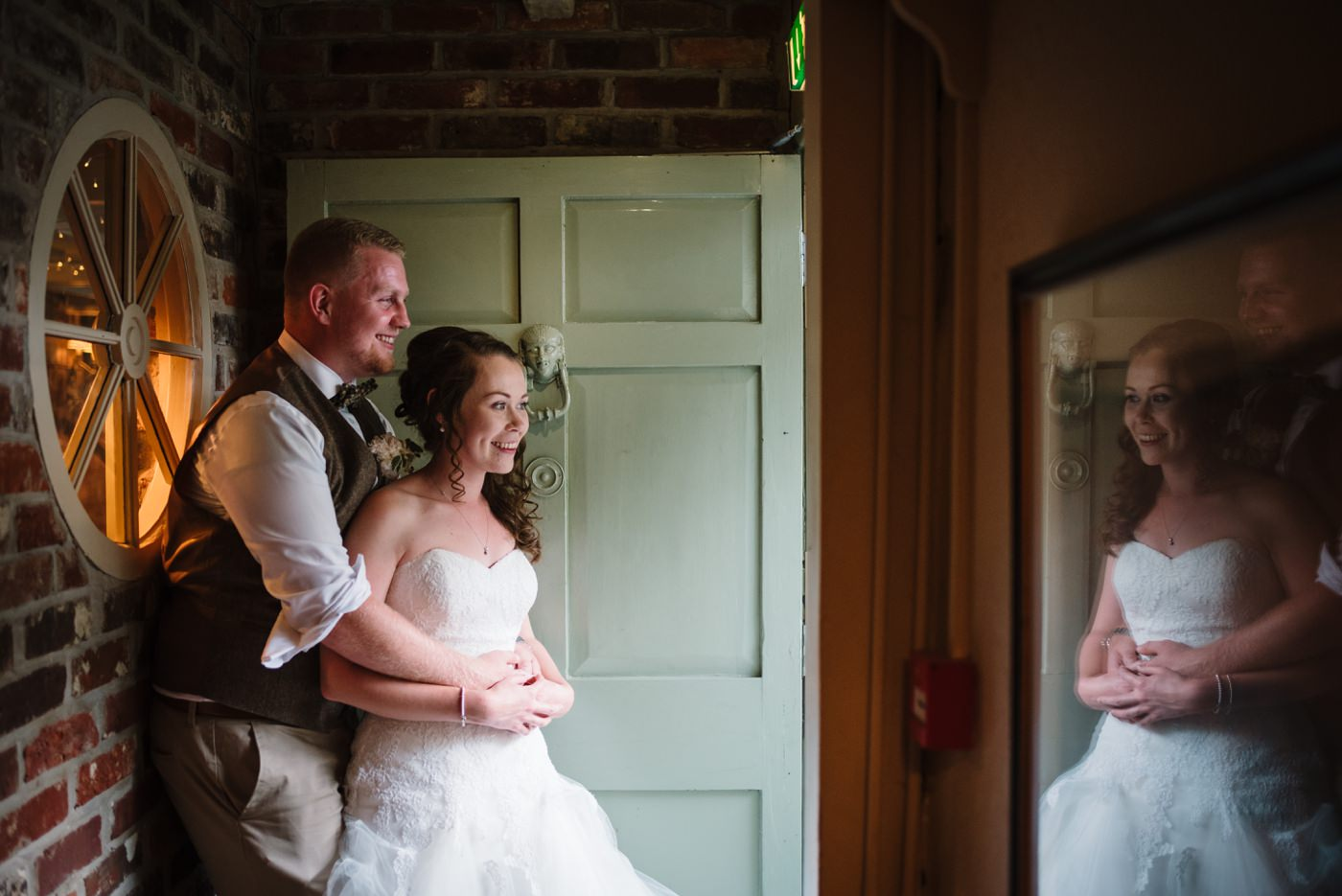 Creative wedding photography Milton Abbas Wedding Photographer