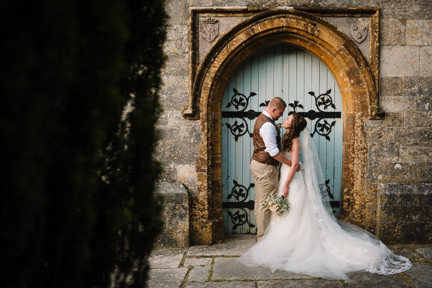 Milton Abbas Church Wedding Photographer
