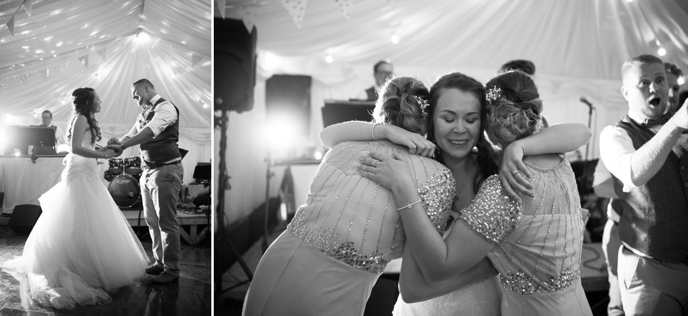 Dancefloor photos by Milton Abbas Wedding Photographer