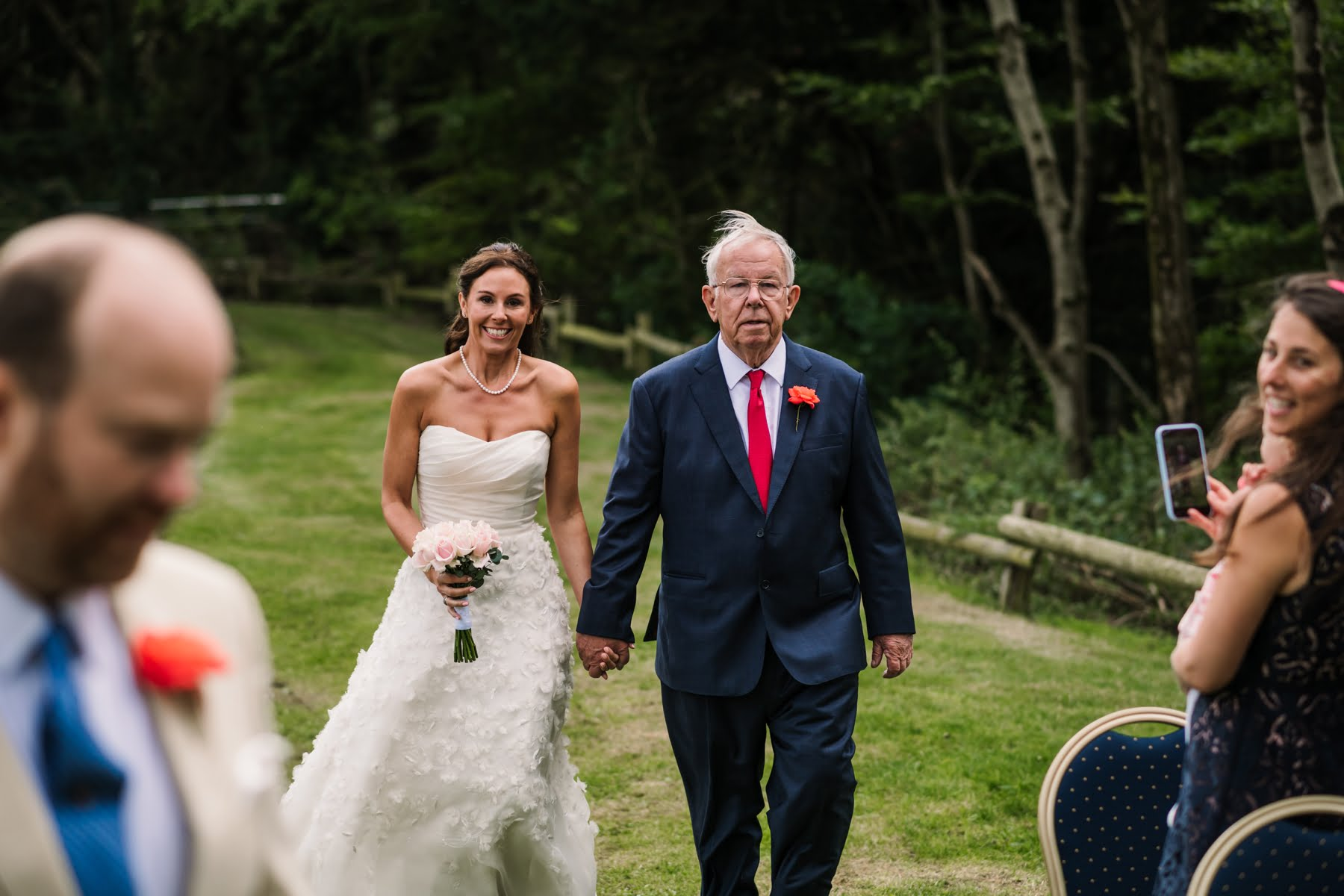 Luccombe Farm Wedding Photography