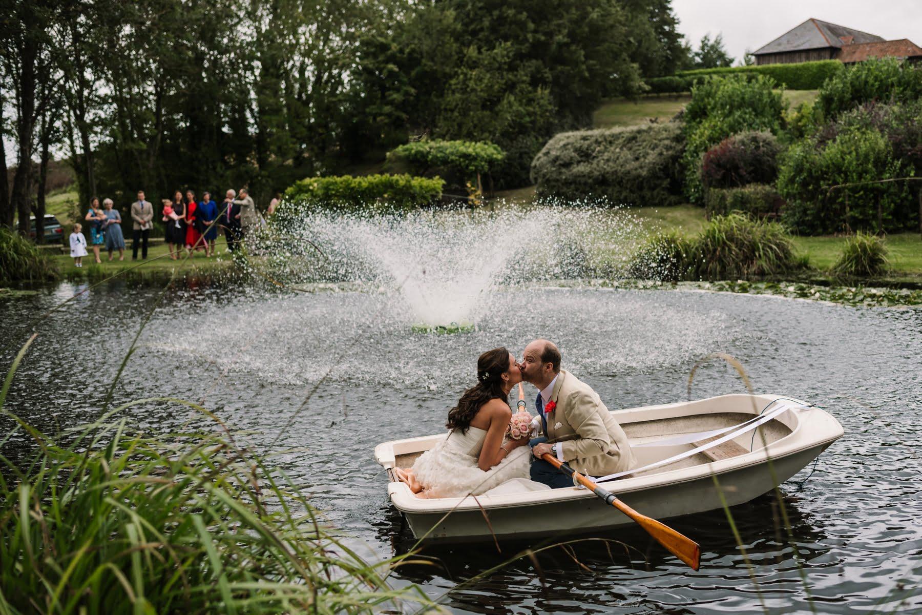 Luccombe Farm Wedding Photography