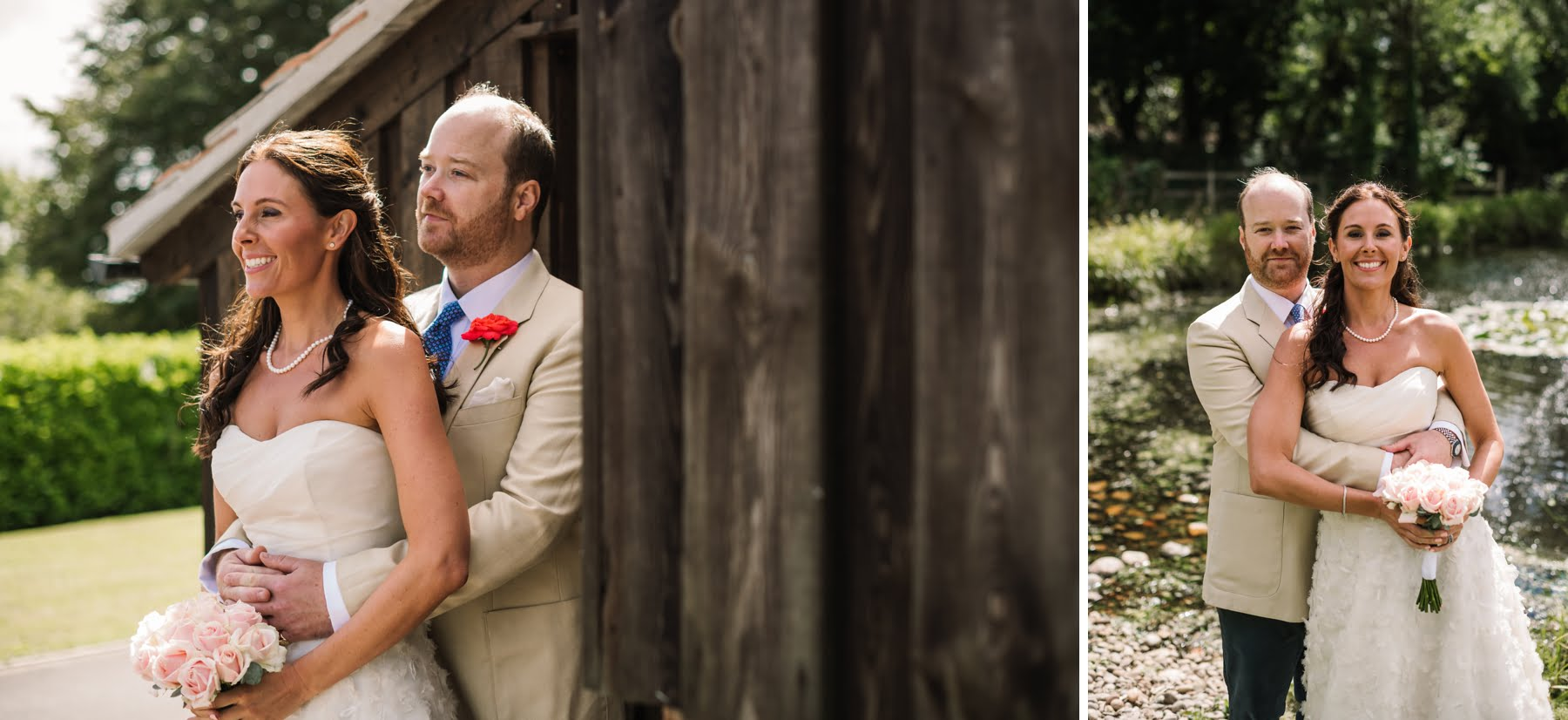Luccombe Farm Wedding Photographs