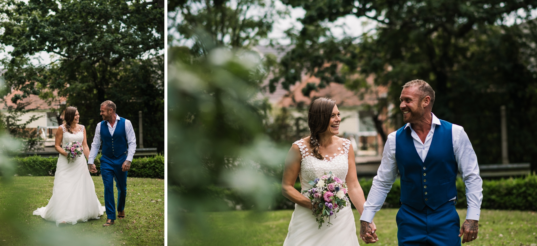 Relaxed Poole Wedding Photography