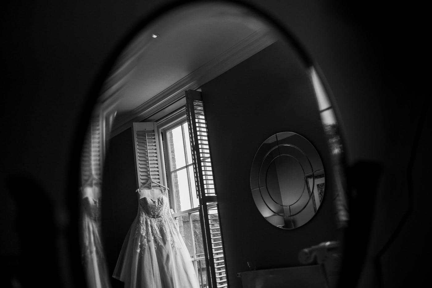 Dorset bridal dress at Kings Arms Wedding