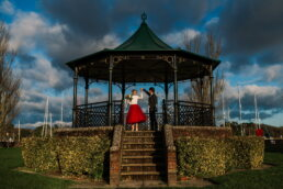 Lymington Wedding by Rachel Elizabeth Photography