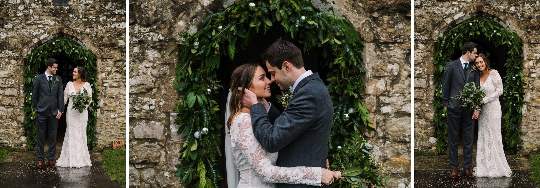 Hampshire wedding photographer at New Forest Church