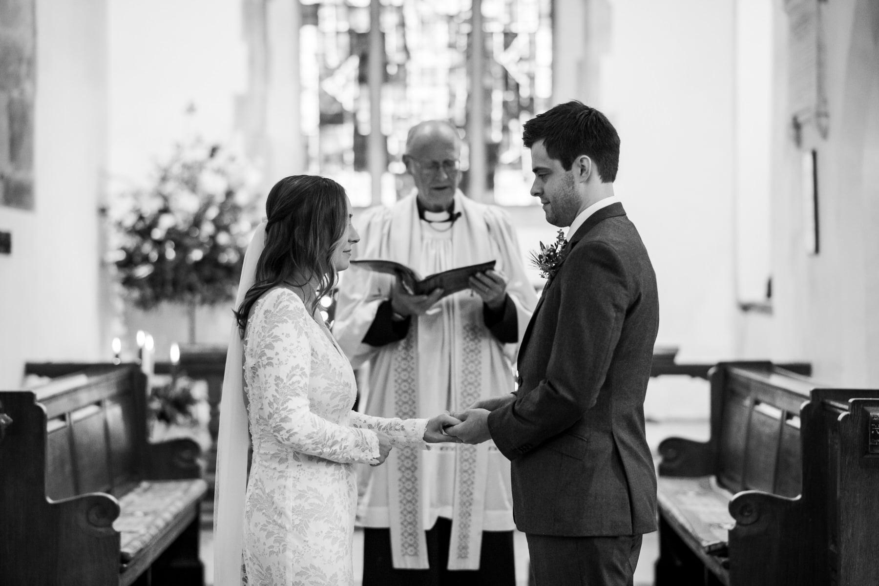 St Johns Church Boldre Wedding Photography