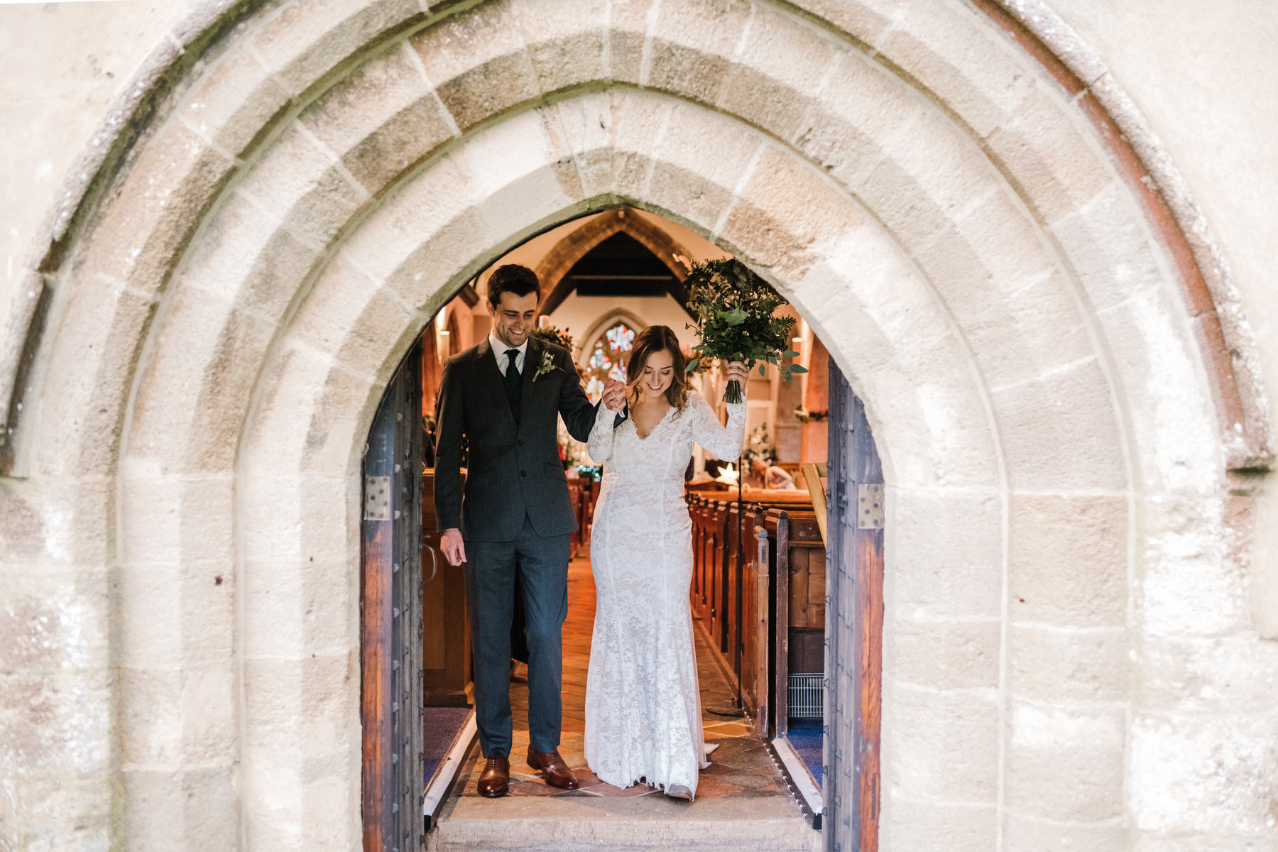 Photography at New Forest Church Wedding