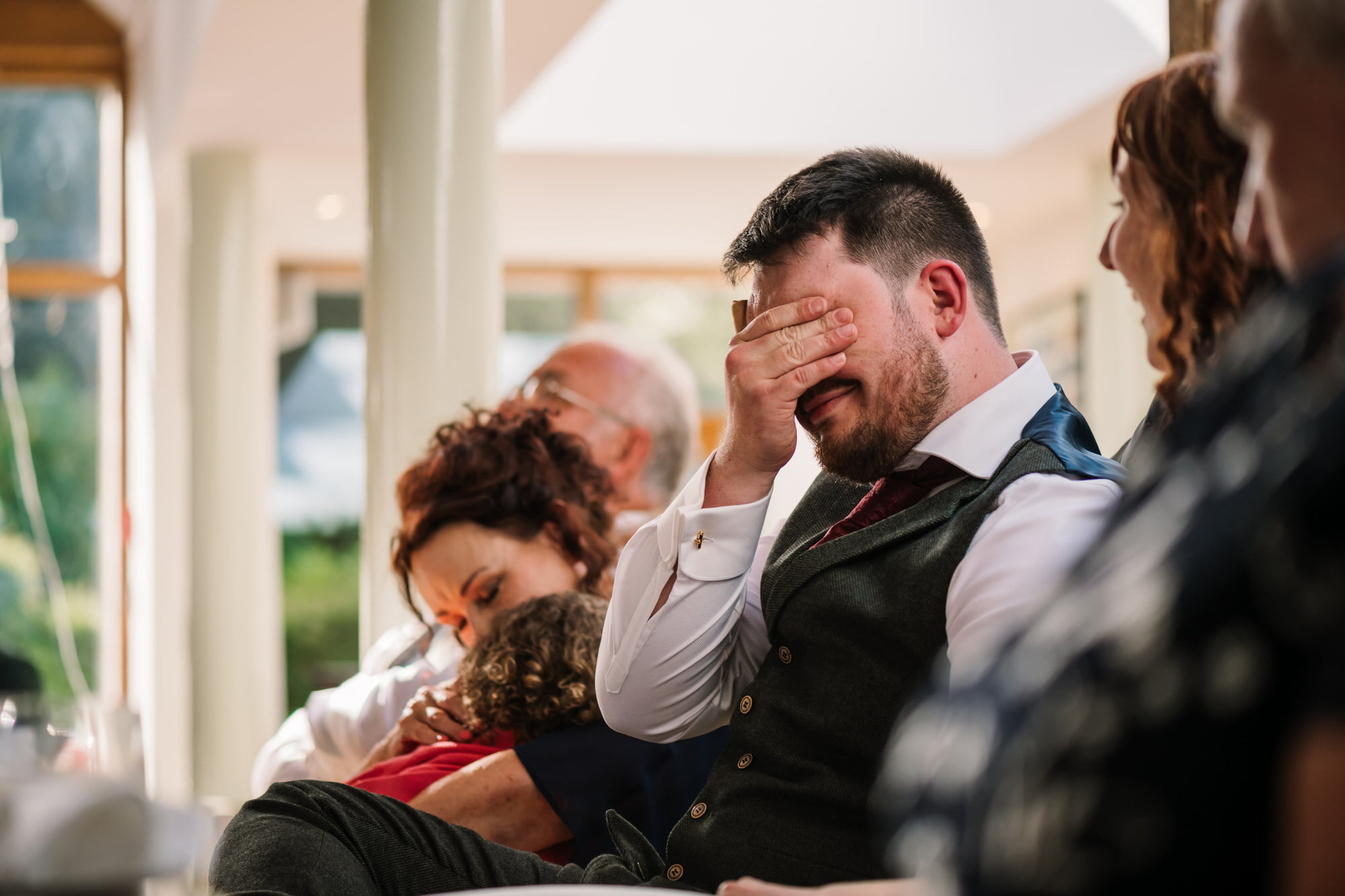 Larmer Tree Wedding Speeches