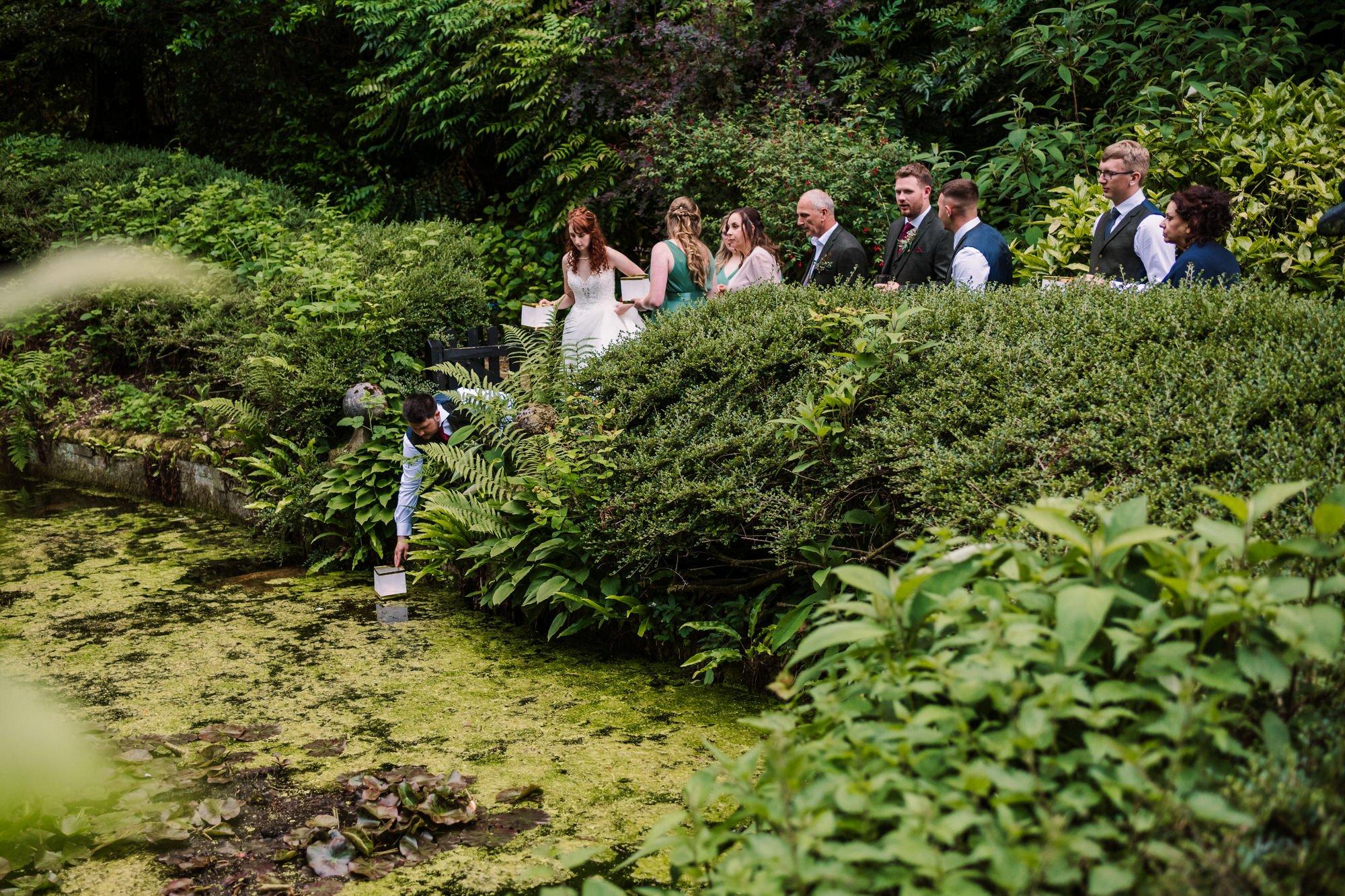Ideas at Larmer Tree Wedding
